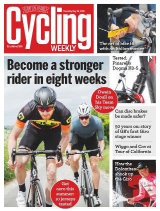 Cycling Weekly 26th May 2016