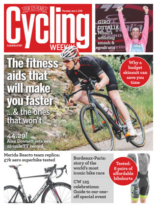 Cycling Weekly 2nd June 2016