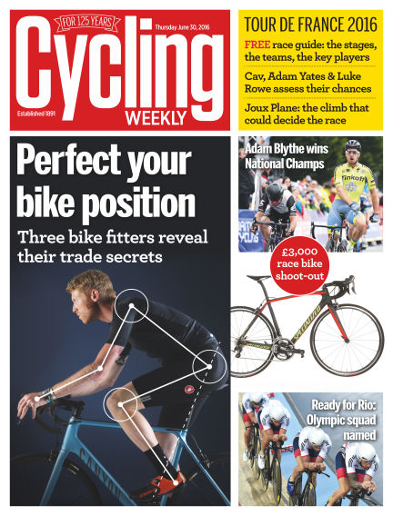 Cycling Weekly June 30, 2016 00:00