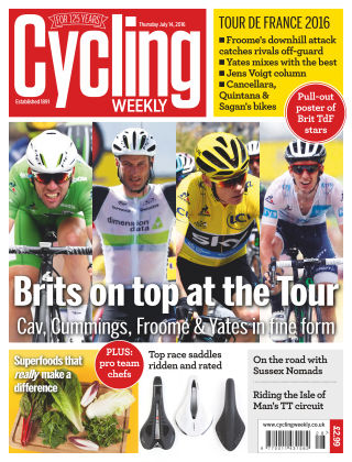 Cycling Weekly 14th July 2016