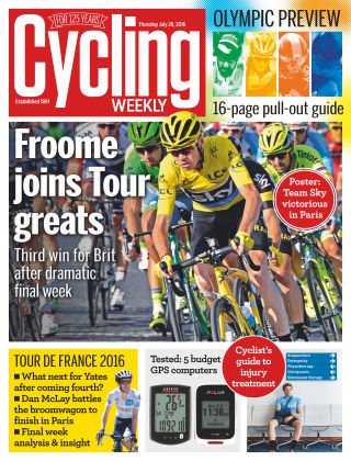 Cycling Weekly 28th July 2016