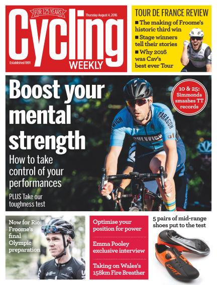 Cycling Weekly August 04, 2016 00:00