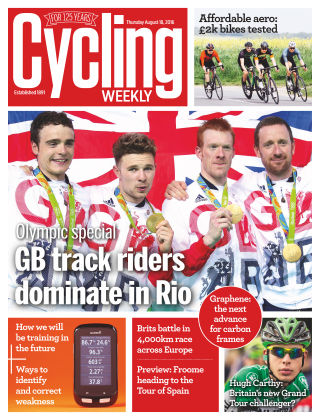 Cycling Weekly 18th August 2016