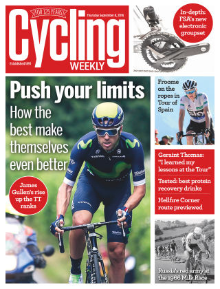 Cycling Weekly 8th September 2016