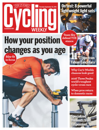Cycling Weekly 29th September 2016