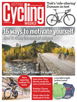 Cycling Weekly 6th October 2016