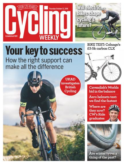 Cycling Weekly October 13, 2016 00:00
