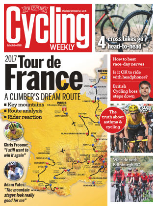 Cycling Weekly 27th October 2016