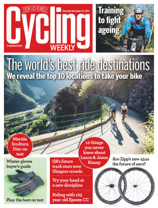 Cycling Weekly 10th November 2016