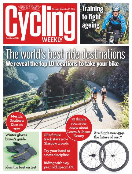 Cycling Weekly November 10, 2016 00:00