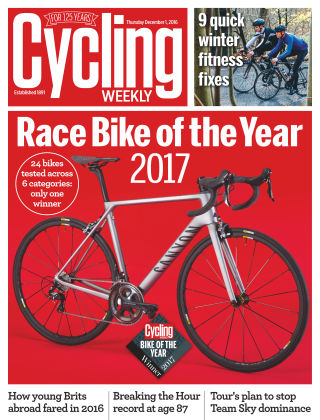 Cycling Weekly 1st December 2016