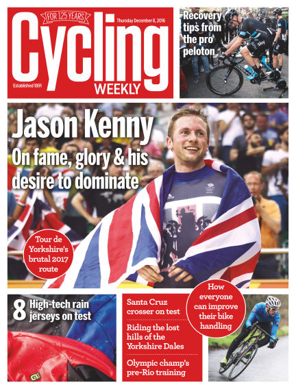 Cycling Weekly December 08, 2016 00:00