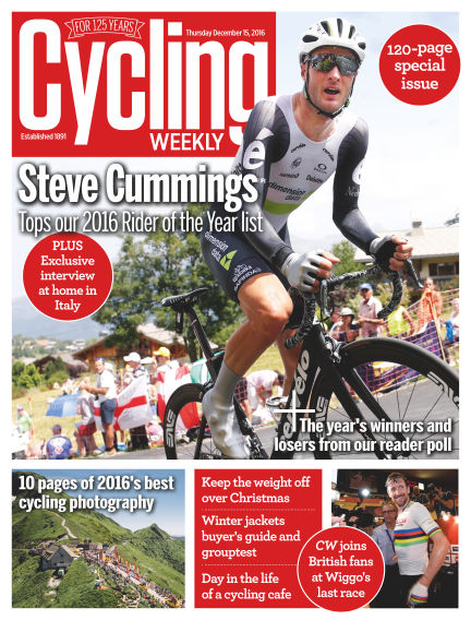 Cycling Weekly December 15, 2016 00:00