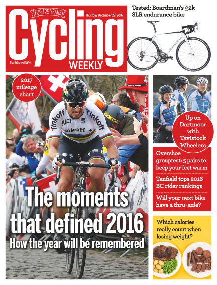 Cycling Weekly December 29, 2016 00:00