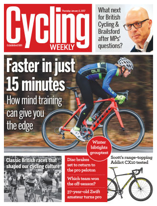 Cycling Weekly 05th January 2017