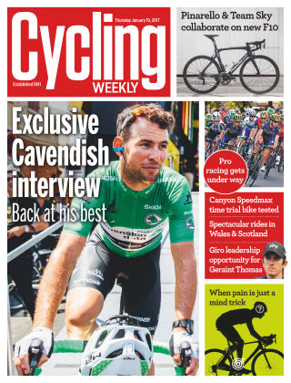 Cycling Weekly 19th January 2017