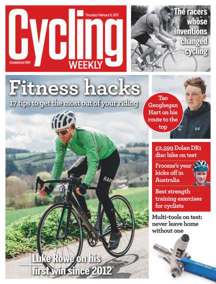 Cycling Weekly February 09, 2017 00:00