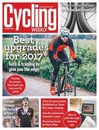 Cycling Weekly 16th March 2017