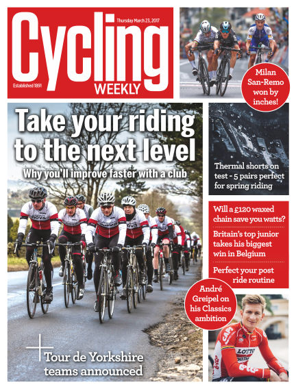 Cycling Weekly March 23, 2017 00:00