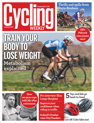 Cycling Weekly 13th April 2017