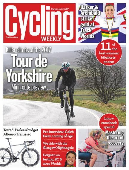 Cycling Weekly April 20, 2017 00:00