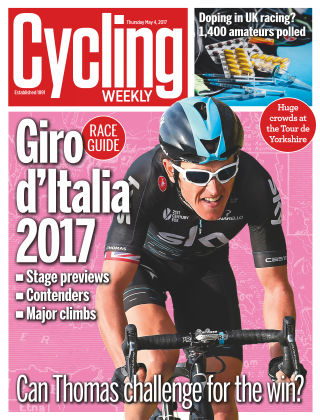 Cycling Weekly 4th May 2017