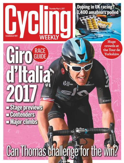 Cycling Weekly May 04, 2017 00:00