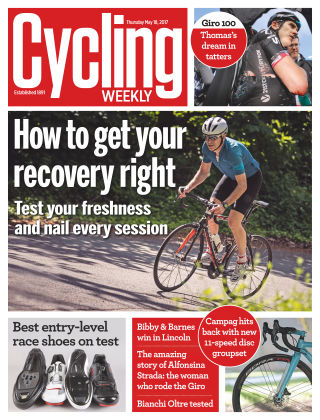 Cycling Weekly 18th May 2017