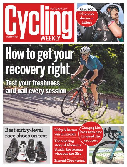 Cycling Weekly May 18, 2017 00:00