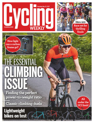 Cycling Weekly 25th May 2017