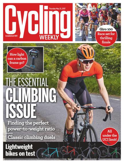 Cycling Weekly May 25, 2017 00:00