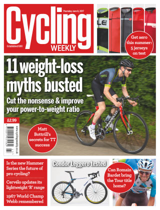 Cycling Weekly 8th June 2017
