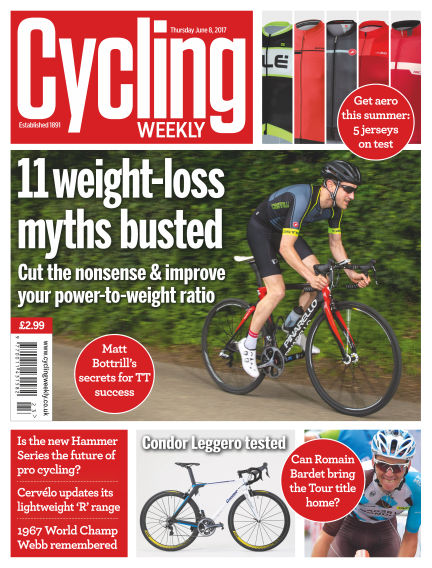 Cycling Weekly June 08, 2017 00:00