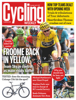 Cycling Weekly 13th July 2017