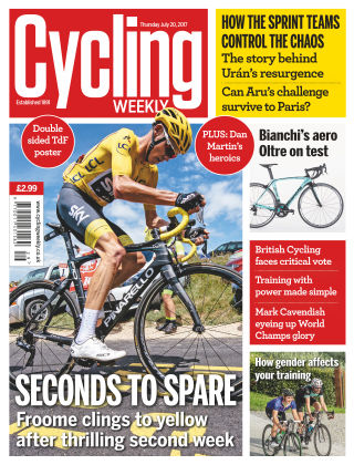 Cycling Weekly 20th July 2017
