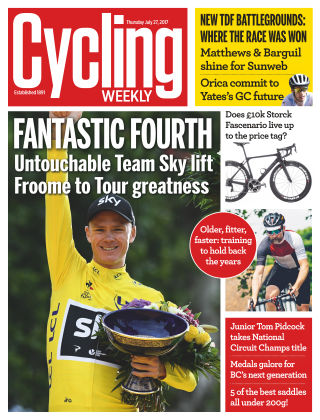 Cycling Weekly 27th July 2017