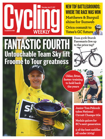 Cycling Weekly July 27, 2017 00:00