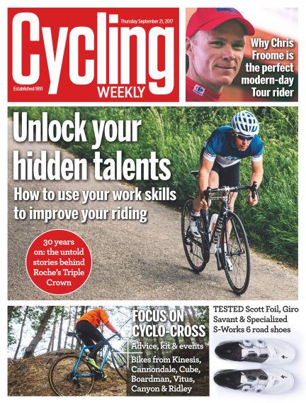 Cycling Weekly September 21, 2017 00:00