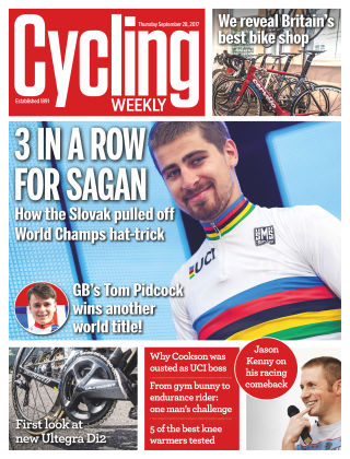 Cycling Weekly 28th September 2017