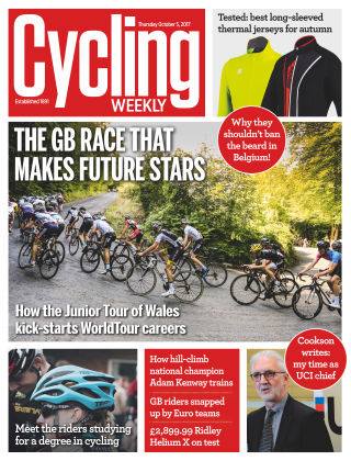 Cycling Weekly 5th October 2017