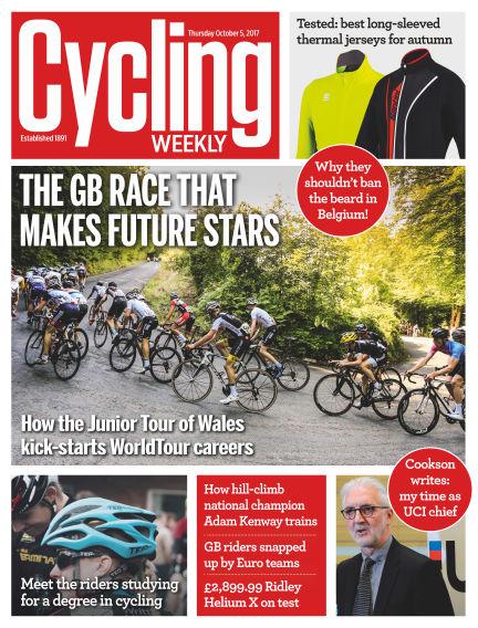 Cycling Weekly October 05, 2017 00:00