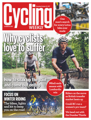 Cycling Weekly 12th October 2017
