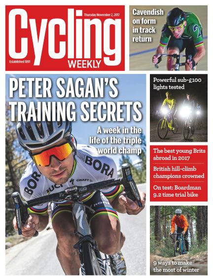 Cycling Weekly November 02, 2017 00:00