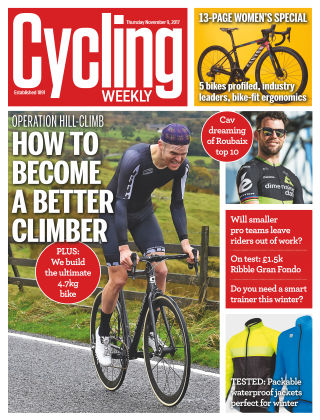 Cycling Weekly 9th November 2017