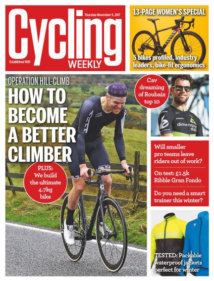 Cycling Weekly November 09, 2017 00:00