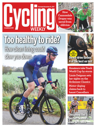 Cycling Weekly 16th November 2017