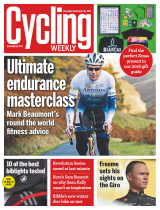 Cycling Weekly 30th November 2017