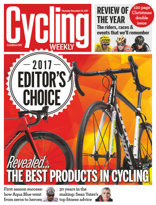 Cycling Weekly 14th December 2017