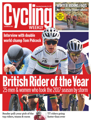 Cycling Weekly 21st December 2017