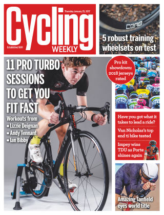Cycling Weekly 25th January 2018